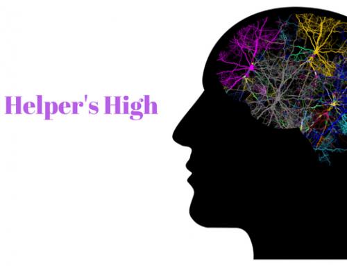 The Helper's High